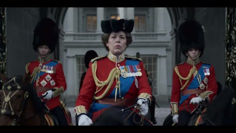Queen Elizabeth II, The Crown, Left Bank Pictures, Sony Pictures Television Production UK, Olivia Colman