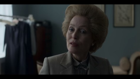 Margaret Thatcher, The Crown, Left Bank Pictures, Sony Pictures Television Production UK, Gillian Anderson