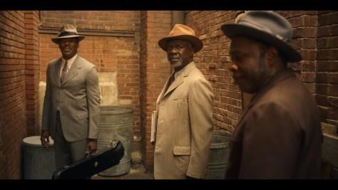 Toledo, Ma Rainey's Black Bottom, Netflix, Glynn Turman