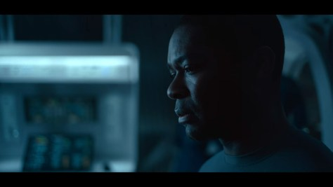 Captain Adewole, The Midnight Sky, Netflix, Anonymous Content, Smokehouse Pictures, Syndicate Entertainment, Truenorth Productions, David Oyelowo