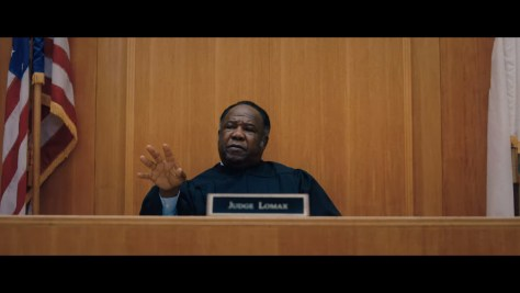 Judge Lomax, I Care a Lot, Netflix, Black Bear Pictures, Crimple Beck, Isiah Whitlock Jr.