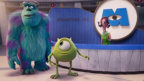 Sulli, Monsters Inc., Disney+, Disney Television Animation, ICON Creative Studio, Pixar Animation Studios, John Goodman