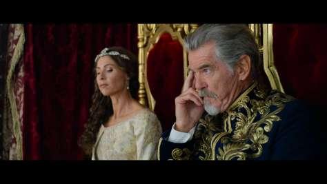 King Rowan, Cinderella, Amazon Prime Video, Columbia Pictures, DMG Entertainment, Fulwell 73, Sony Pictures Animation, Sony Pictures Entertainment, Pierce Brosnan