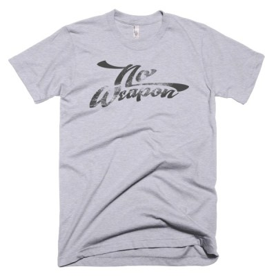 No Weapon Light T-Shirt
