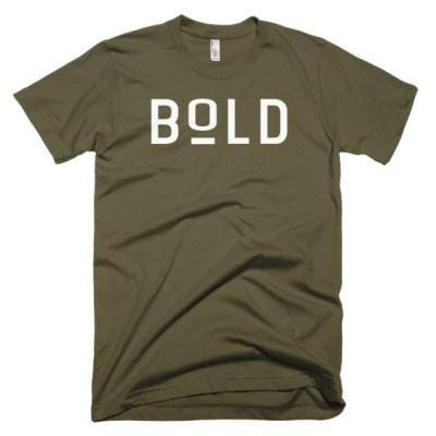 Bold Dark T-Shirt