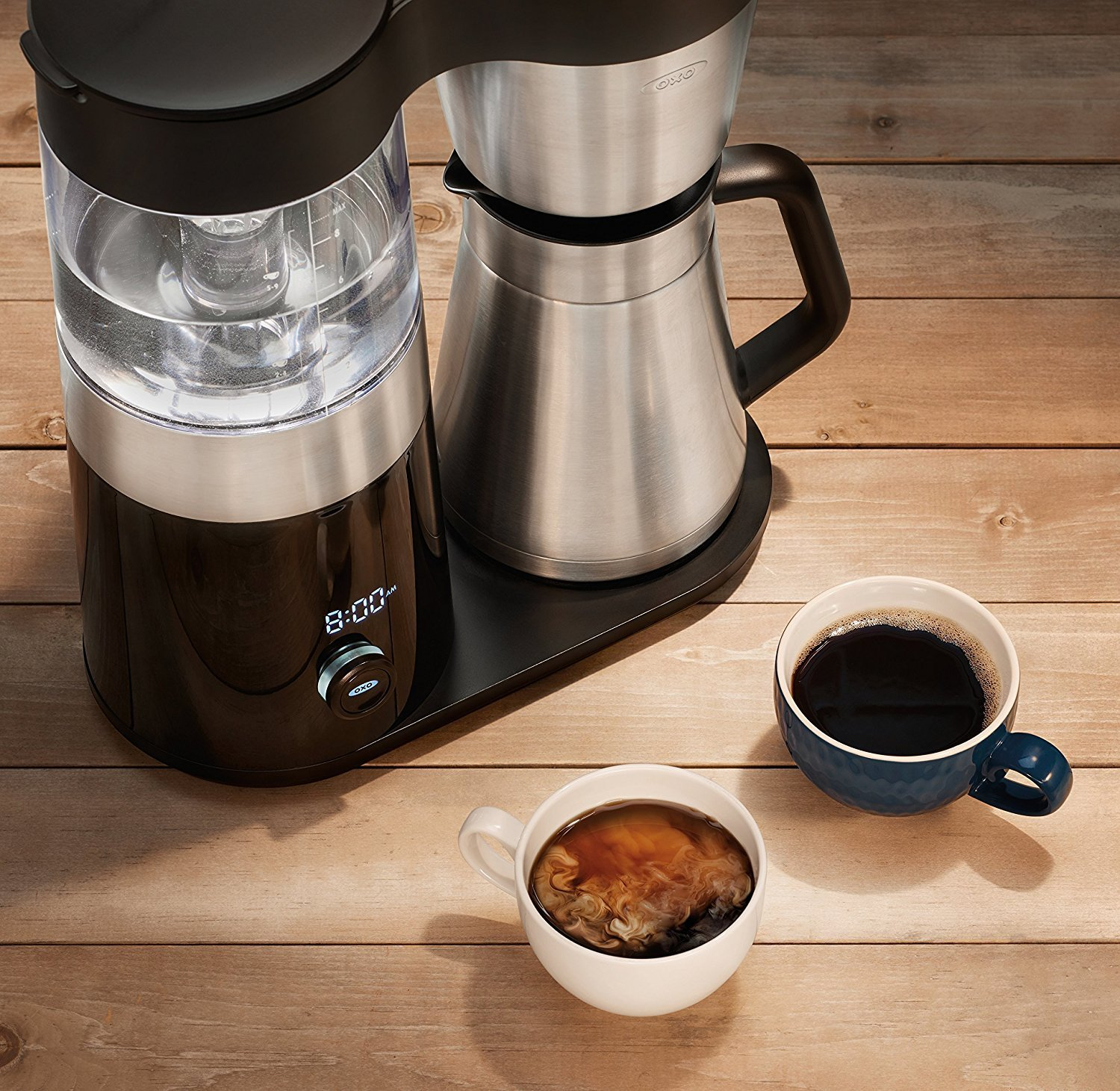 Top 7 Automatic Drip Coffee Machines Under 200 Brains Report