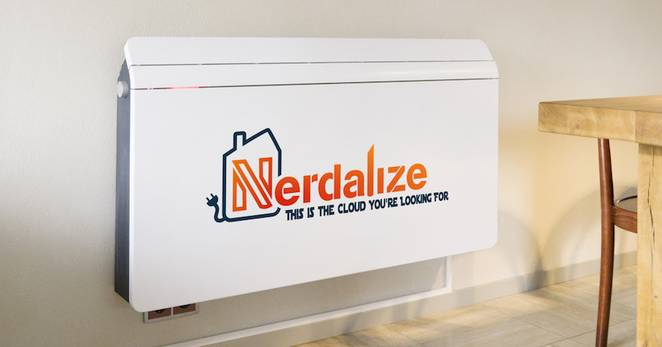 The Nerdalize eRadiator