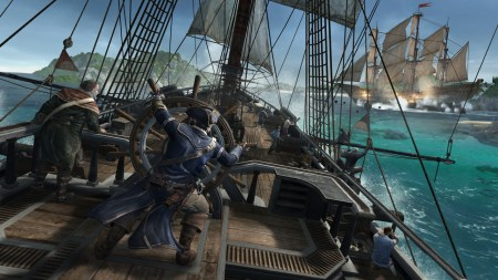 Assassins Creed III piratas