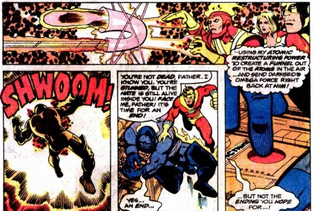 Justice League 185 Darkseid defeated by Firestorm
