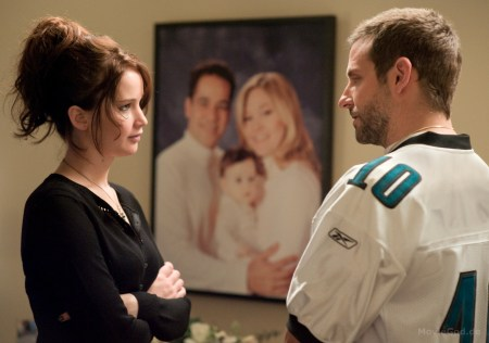 Silver Linings Playbook jennifer lawrence bradley cooper