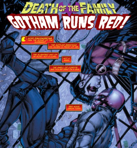 Teen Titans 16 Gotham Runs Red