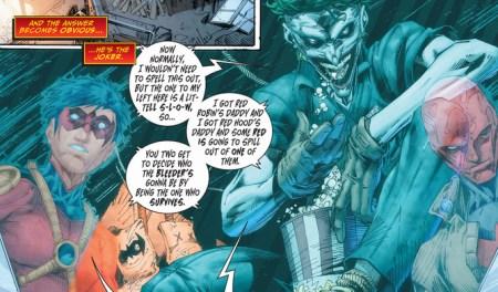 Teen Titans 16 joker popcorn