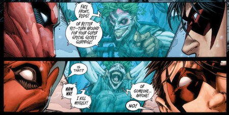 Teen Titans 16 joker