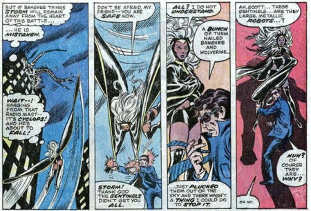 X-men 98 storm is better than cyclops