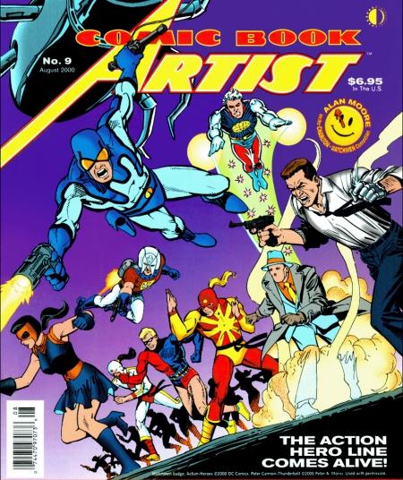 charlton_comics_action_heroes_question_peacemaker_nightshade_captain_atom_judomaster