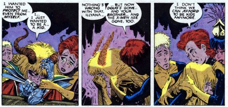 new mutants simonson blevins