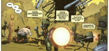 New X-men 114 sentinels