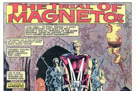 Uncanny X-men 200 Magneto