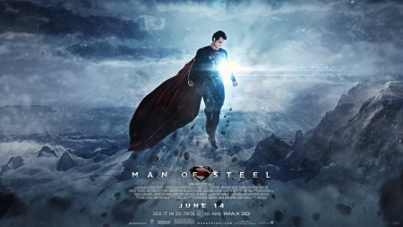 Man of steel mu mono hecho por SYSMATIC