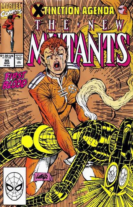 New Mutants 95