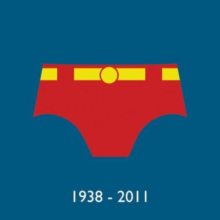 Superman pants RIP