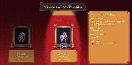 Rogue legacy traits
