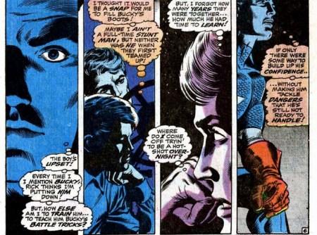 Steranko Captain America 111