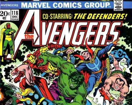 Avengers 118 vs defenders