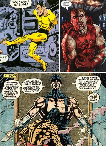 superheroes_mancos_mas_molones_razor_fist_armless_tiger_man_arsenal_