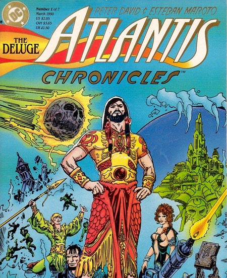 Atlantis_Chronicles_peter_david_esteban_maroto_dc_aquaman