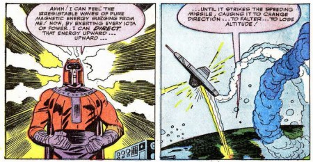 X-Men 1963 magneto trolling