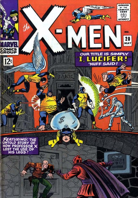 X-Men 20 Roy Thomas