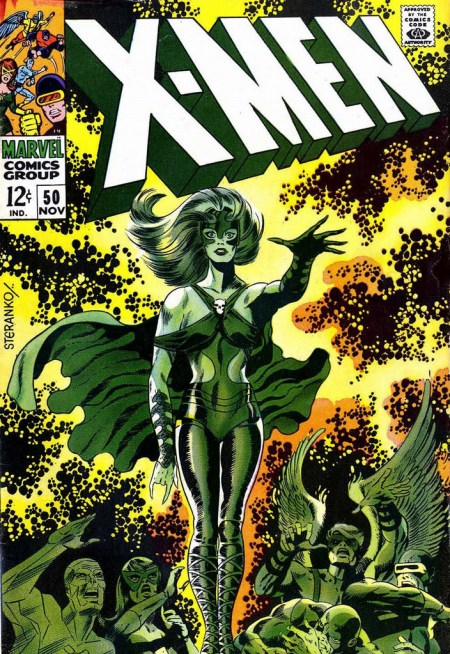 X-men 50 Steranko