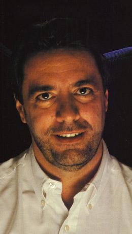 Bob Harras satanico 90s