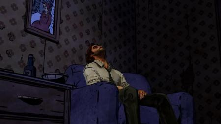 Fables The Wolf Among Us bigby