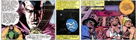 Umar Doctor Strange
