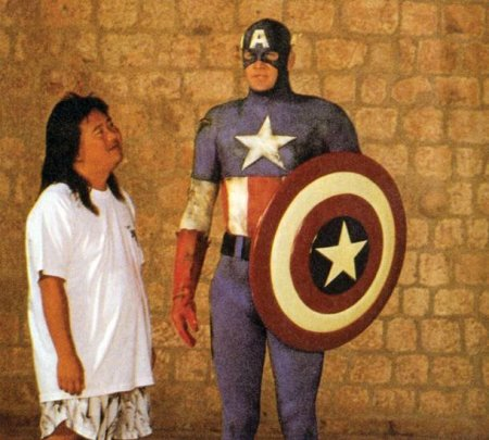 Albert Pyun Captain America