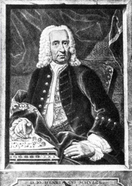 Johann Heinri Schulze