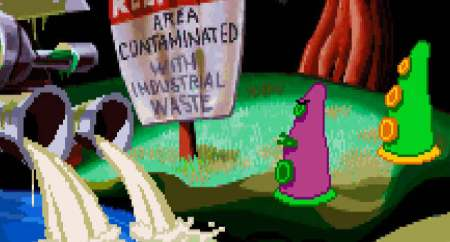 Day of the Tentacle tentaculos