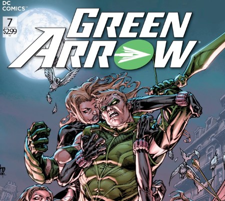 Green Arrow 7 Nocenti