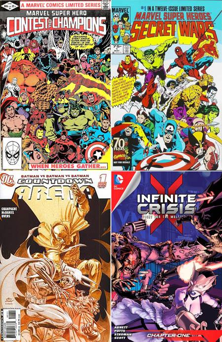 conquest-champions-secret-wars-marvel-dc- countdown-arena-infinite-crisis
