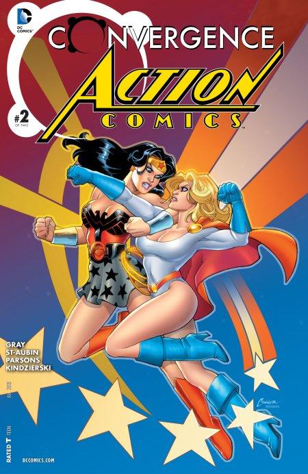 Convergence - Action Comics2