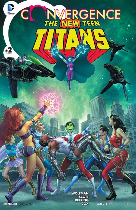 Convergence - The New Teen Titans2