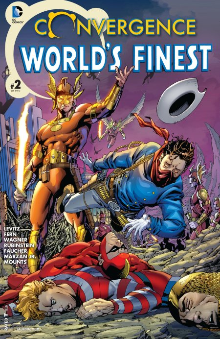 Convergence - World's Finest2