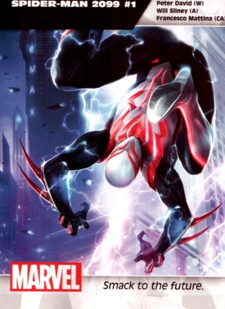 Spiderman 2099 1