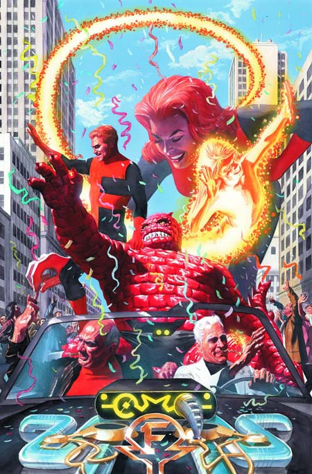 astro-city-alex-ross-kurt-busiek-first-family