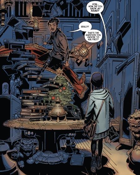 Doctor Strange (2015-) 001-019