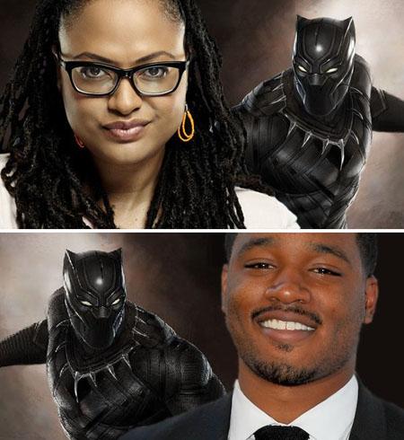 Ava-DuVernay-Ryan Coogler-Black-Panther-marvel
