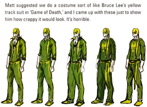 immortal-iron-fist-david-aja-redesign-bruce-lee-jumpsuit-game-of-death