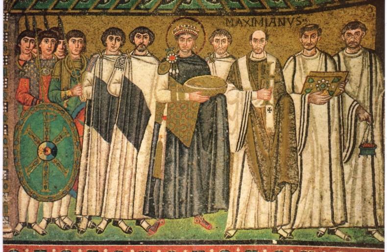 Justiniano Justinian Ravena